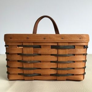Longaberger Medium Key Basket